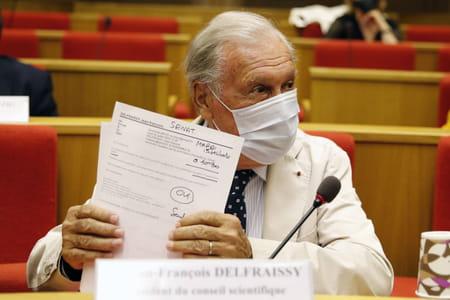 Jean-François Delfraissy, président du conseil scientifique covid