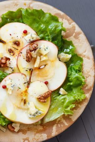 les pommes peuvent bien sûr se consommer en collation ou en dessert, mais elles