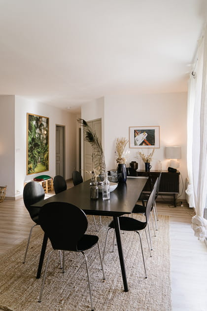 Une salle à manger design à souhait