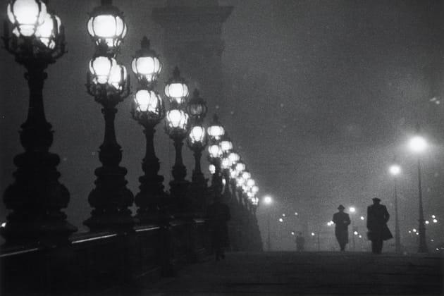 Pont Alexandre III, 1957
