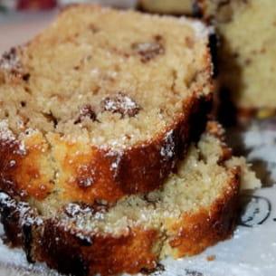 cake aux deux noix