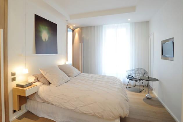 Chambre design intemporelle