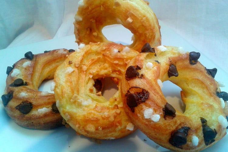 Chouquettes anneaux – les Chouq' An'O