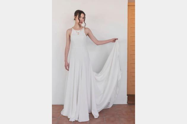 Robe de mariée Madrina d'Adélie Métayer