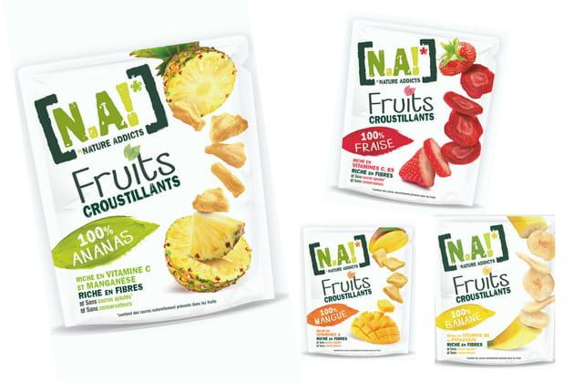 Les fruits croustillants de [N.A!]