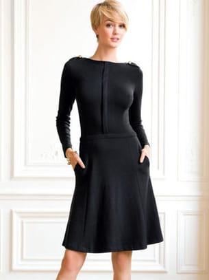 Laura La Évasée Robe De Clément Chez Redoute 6b7gyYfv