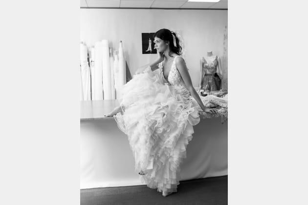 Robe de mariée Fiby, Cymbeline