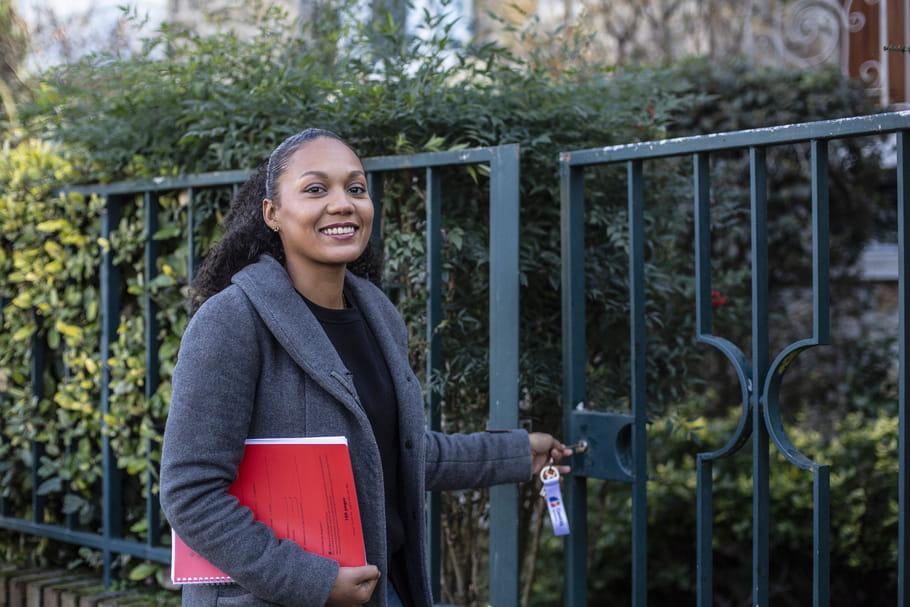 """Anne-Sophie Thomas,fondatrice de Gestia Solidaire: """"Je veux apporter une solution concrète aux six millions d'invisibles mal logés en France"""""""