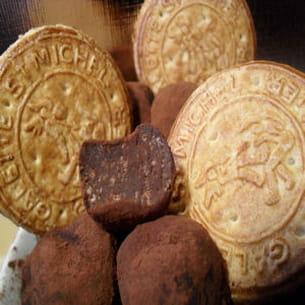 truffes aux galettes saint-michel