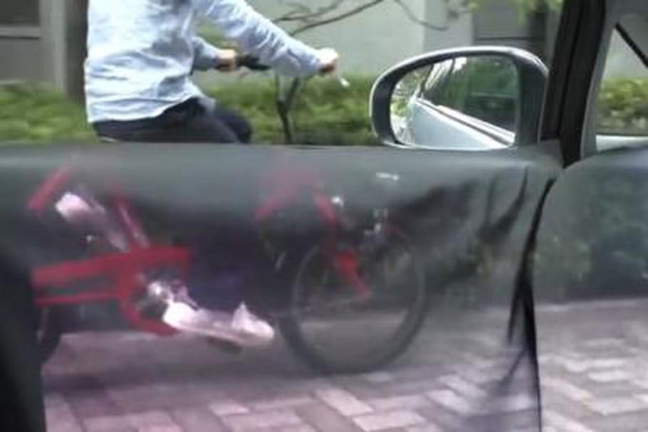 Les Japonais inventent la voiture transparente