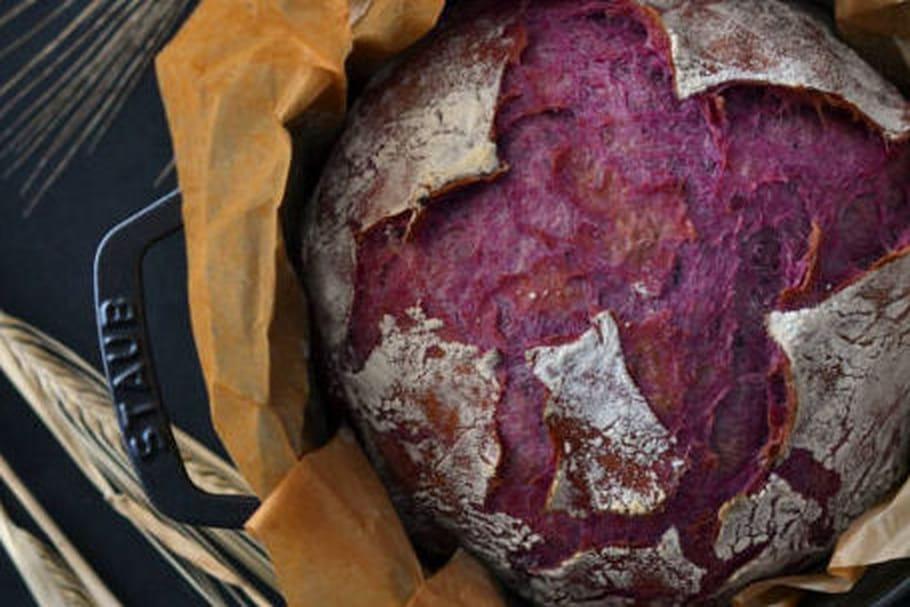 Purple Bread: un pain bon pour la santé ?