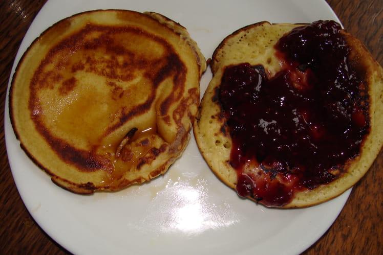 Pancakes à l'ancienne