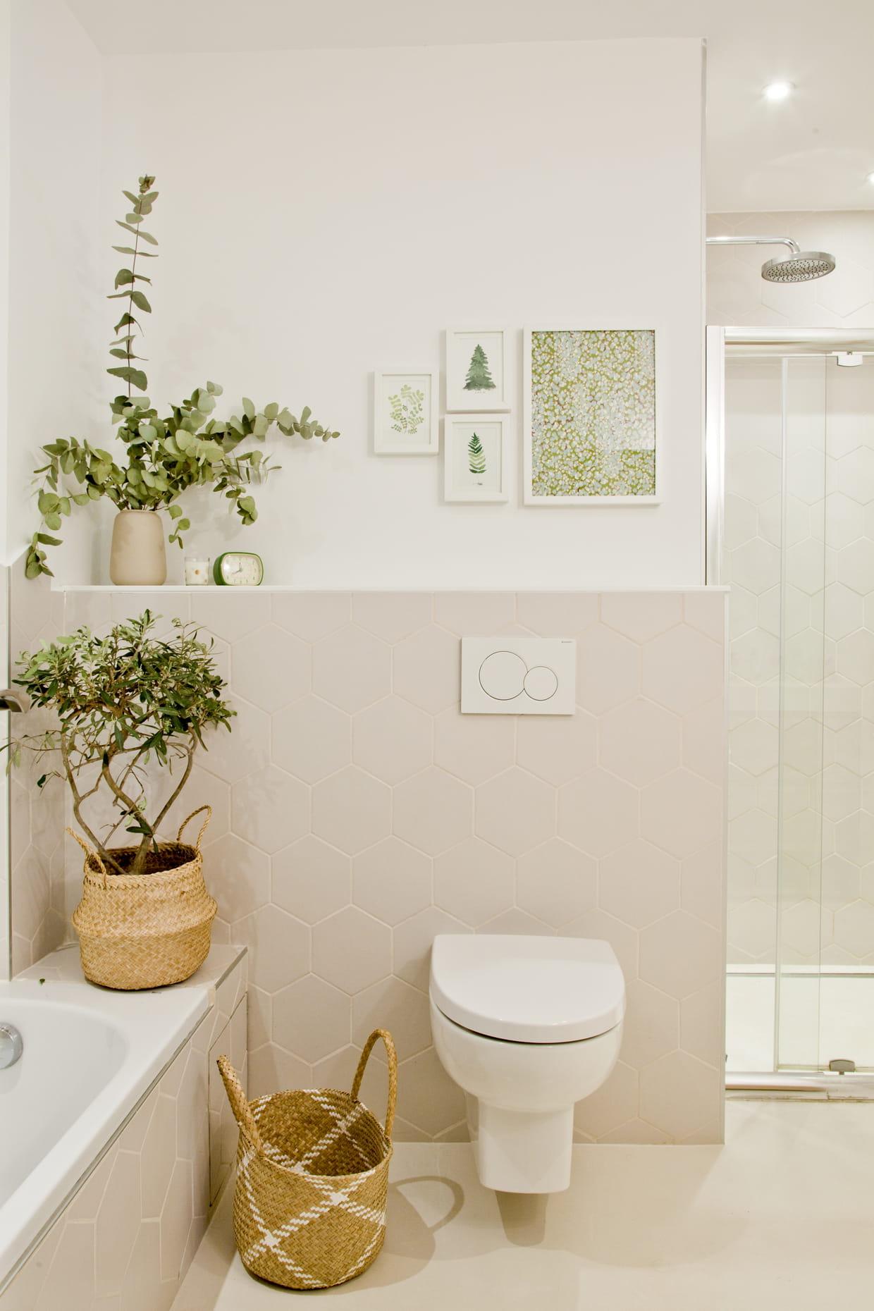 des wc d 39 inspiration nature. Black Bedroom Furniture Sets. Home Design Ideas