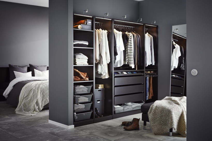 dressing ikea 7 mod les bien pratiques. Black Bedroom Furniture Sets. Home Design Ideas
