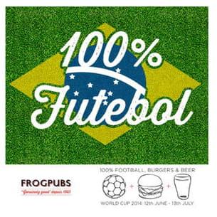 frog pubs à l'heure brésilienne