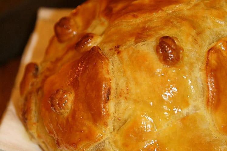 Filet de boeuf au foie gras en habit de fête