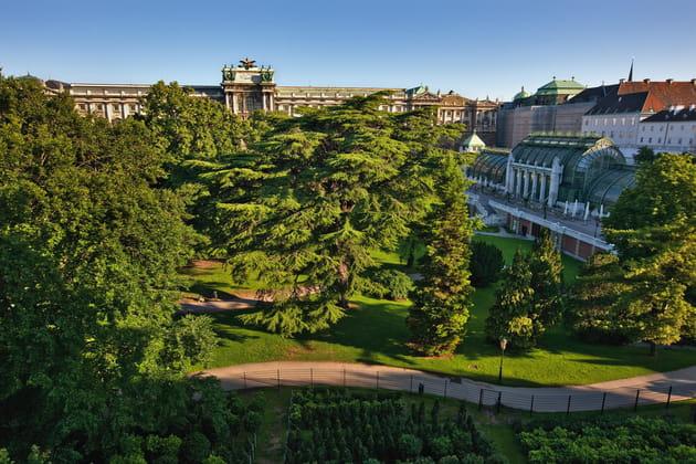 Visite de Vienne, une ville verte où il fait bon vivre