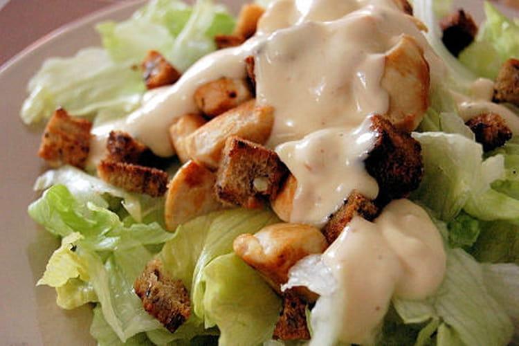 Salade César : la meilleure recette