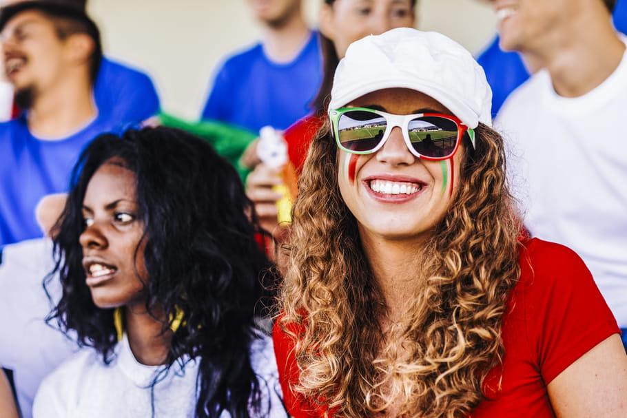 Coupe du monde: fini les zooms sur les jolies supportrices