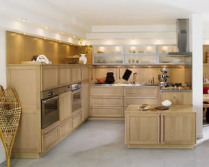 cuisine signature ch ne blanchi de perene. Black Bedroom Furniture Sets. Home Design Ideas