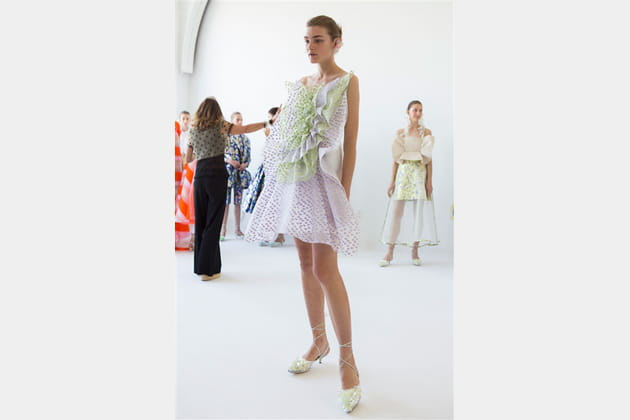 Delpozo (Backstage) - photo 30