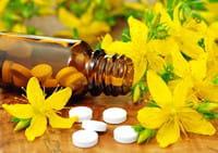 le millepertuis entre en interaction avec les pilules contraceptives.