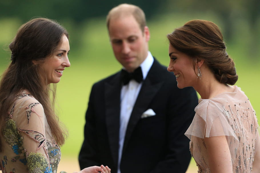 Kate Middleton, trompée par William ? Qui sont Rose et Sophie
