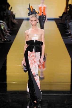 giorgio armani privé, défilé haute couture automne-hiver 2011-2012