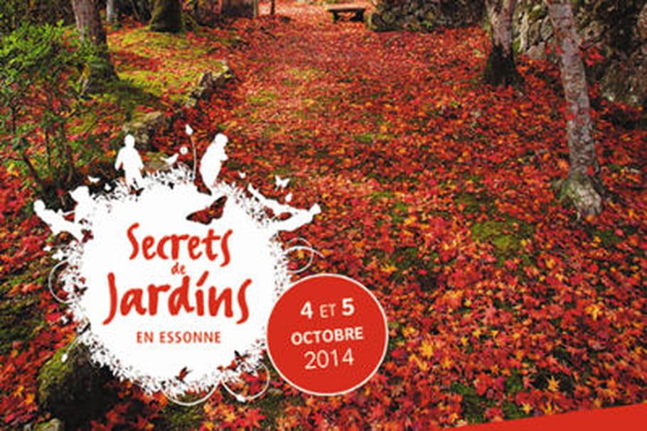 Les jardins d'Essonne livrent leurs secrets