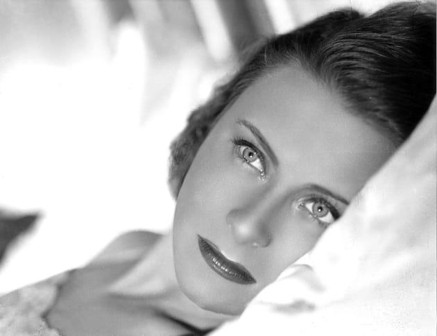 Michèle Morgan: une vie en images