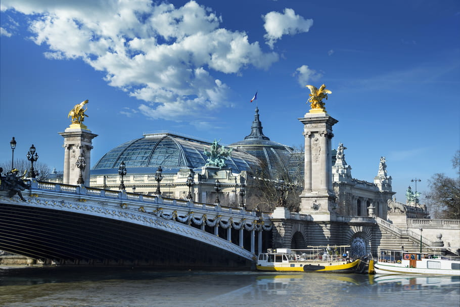 Volez voguez voyagez l 39 exposition louis vuitton au grand palais - Exposition paris grand palais ...