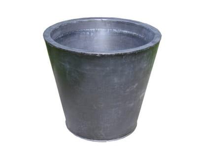 pot en zinc'westport 440' de jardinière zinc