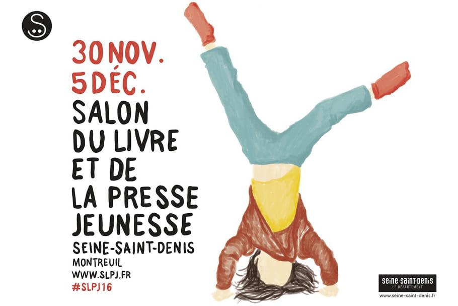 Le salon du livre et de la presse jeunesse revient à Montreuil!