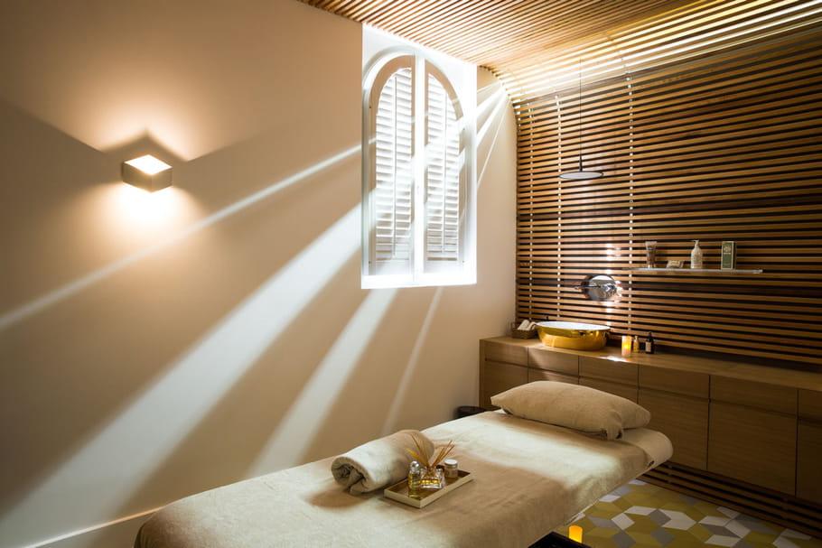 J'ai testé le Massage Fabuleux au Karité du Spa L'Occitane au Couvent des Minimes