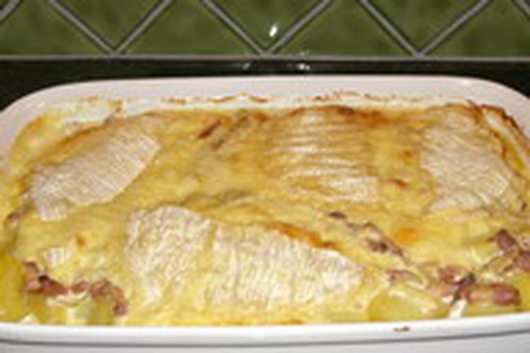 Tartiflette aux dix pommes de terre