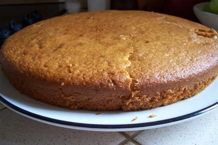 Gâteau américain à ma façon
