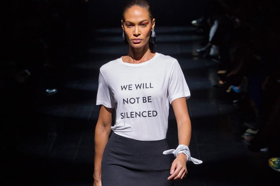 Fashion week automne-hiver 2017-2018: en mode politique