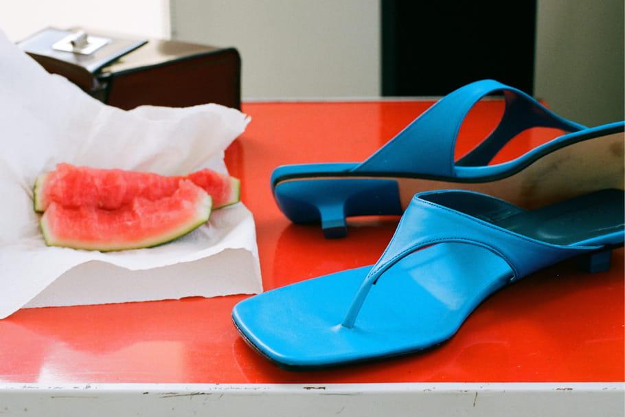 Tendances chaussure: les sandales mode du printemps-été 2020