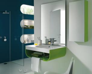 meubles de salle de bainsfitter de décotec