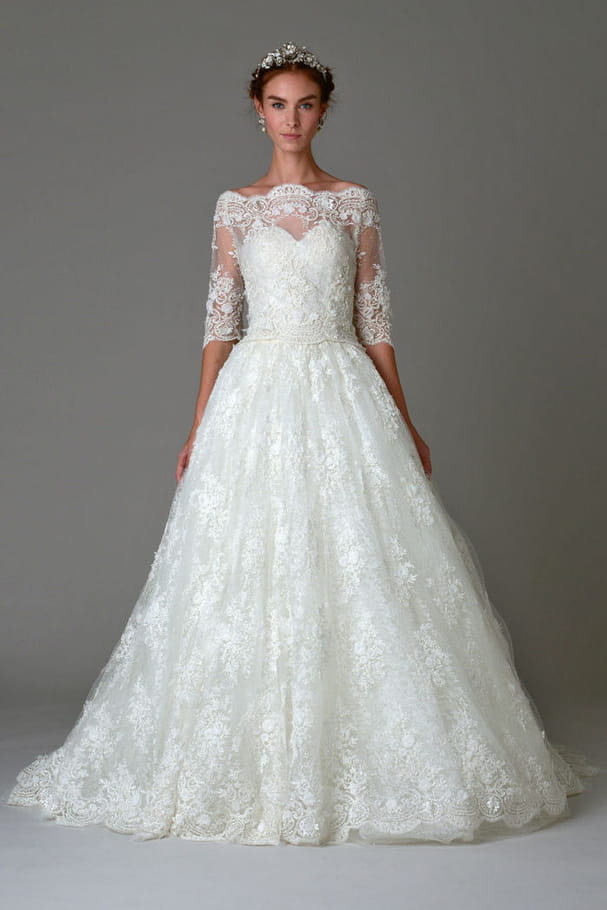 Robe de mariée Marchesa