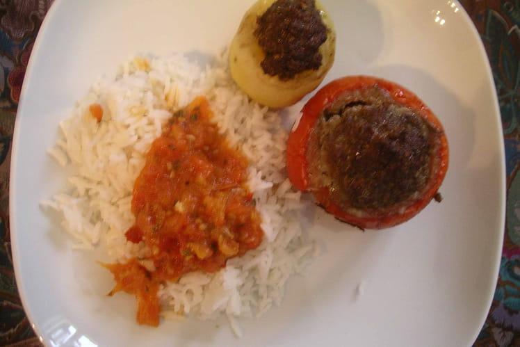 Tomates berbères