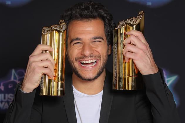 Amir, double vainqueur