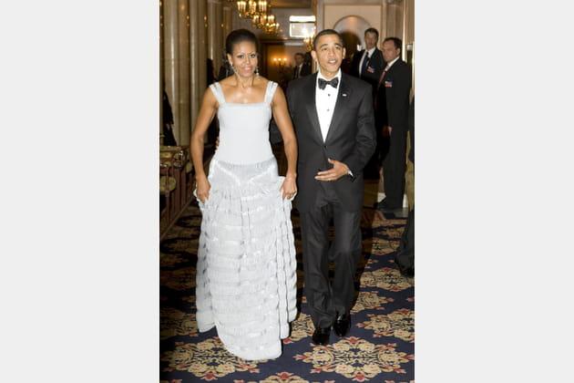 Michelle Obama le 11décembre 2009