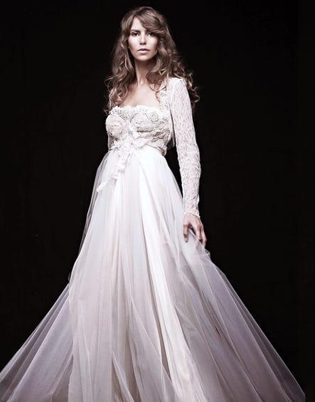 Robe de mariée Solaire, Ana Quasoar