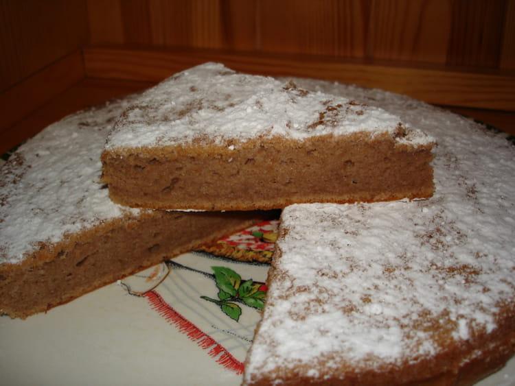 recette de gâteau à la crème de marron : la recette facile