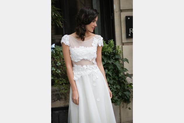 Robe de mariée Mélanie