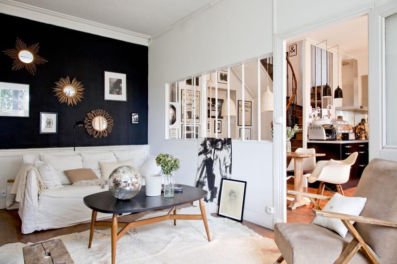 Salon beige : une déco cocooning et lumineuse