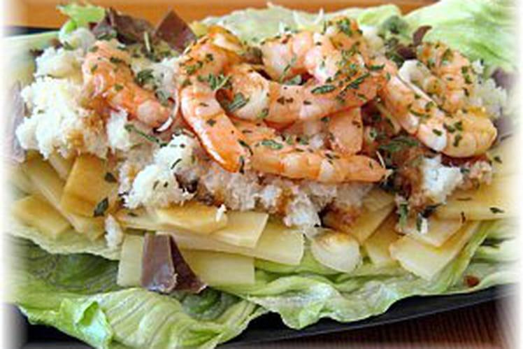 Salade Shangaï