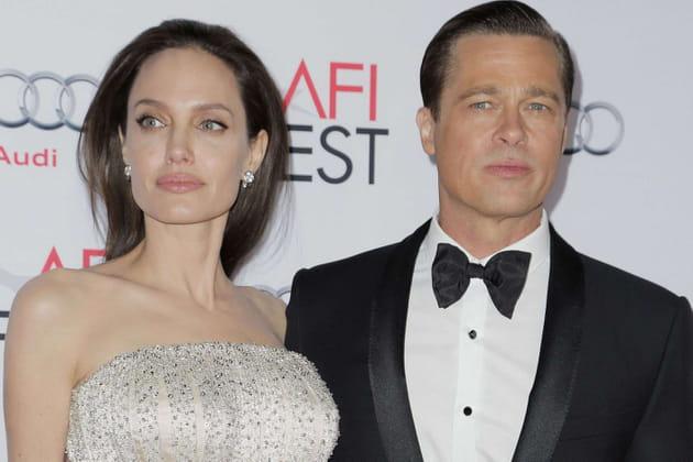Brad Pitt et Angelina Jolie: les hommes et femmes de leurs vies