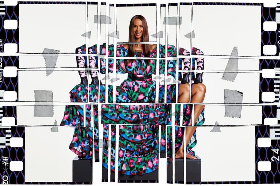 Kenzo X H&M, les images de la campagne électrique dévoilée